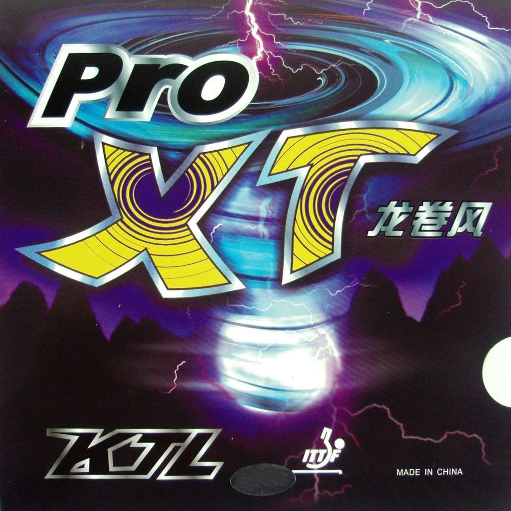 KTL Pro XT Pro-XT ProXT Pimples In Table Tennis Rubber With Sponge Racquet Sports