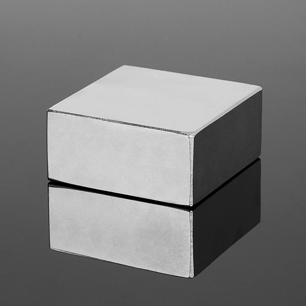 Новинка! Супер мощный N52 45x45x20 мм магнит блок сильные магниты редкоземельный неодимовый магнит 45x45x20мм