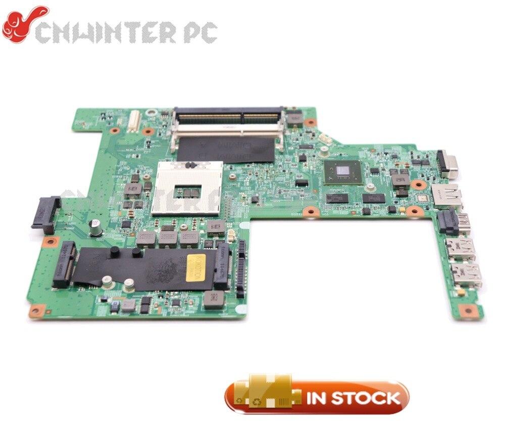 NOKOTION W79X4 0W79X4 CN-0W79X4 para la placa base del ordenador portátil Dell Vostro 3500 V3500 HM57 DDR3 GT310M tarjeta de Video cpu gratis