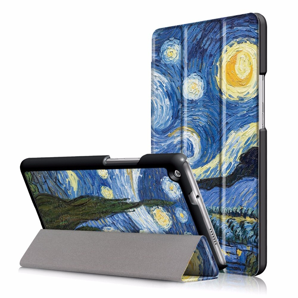 Case for Huawei Mediapad M3 Lite 8 8.0 CPN-W09 CPN-AL00 Tablet Cover for M3 Youth 8.0 8