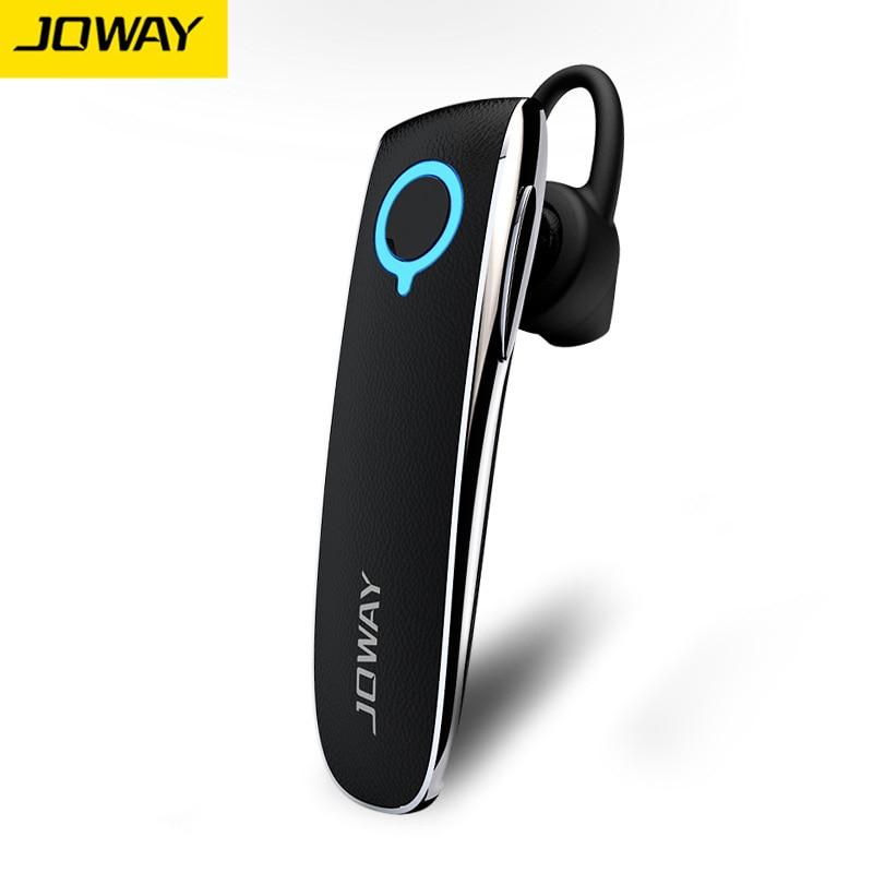 JOWAY H05 Drahtlose Bluetooth Kopfhörer Business Headset Kopfhörer Ohrhörer mit Mikrofon Freihändiger Kopfhörer ohr für Telefon PC