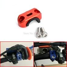 NICECNC pince de frein dembrayage   Cylindre, pince de guidon, barre de serrage pour KTM 125 250 350 450 SX SXF EXC EXCF XC XCW 00-525