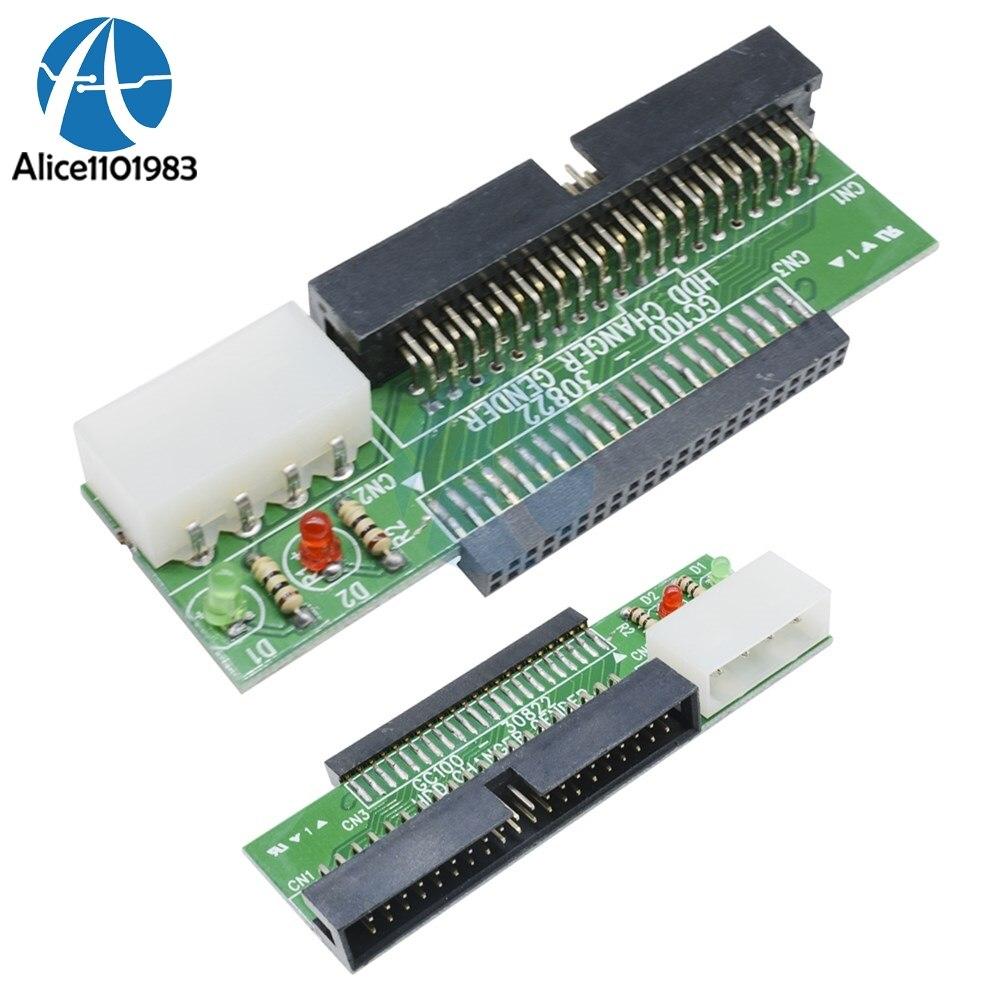 PATA IDE a Serial ATA módulo convertidor adaptador de tarjeta SATA para...