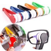 Портативные многофункциональные салфетки для чистки очков, солнцезащитные очки из микрофибры, щетки для очистки очков, мини-салфетки, 1 шт.