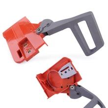 LETAOSK Kunststoff Kette Brems Side Abdeckung Montage Fit für Husqvarna 50 51 55 ChainsawsAccessories