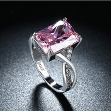 Vente en gros limitée nouveauté plante à la mode unisexe vente authentique cristaux de swarovski Fine bague de bijoux