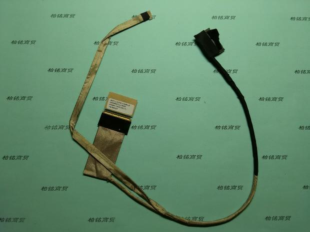 Nueva cable LVDS de LCD LED para ordenador portátil DELL 14R N4110 M4110 N4120 V3450 Vostro 3450 M411R DD0R01LC000 pantalla de vídeo flexible