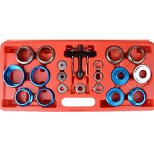 20 piezas Universal rodamiento del árbol de levas removedor de instalador de la herramienta de retén de cigüeñal de eliminación
