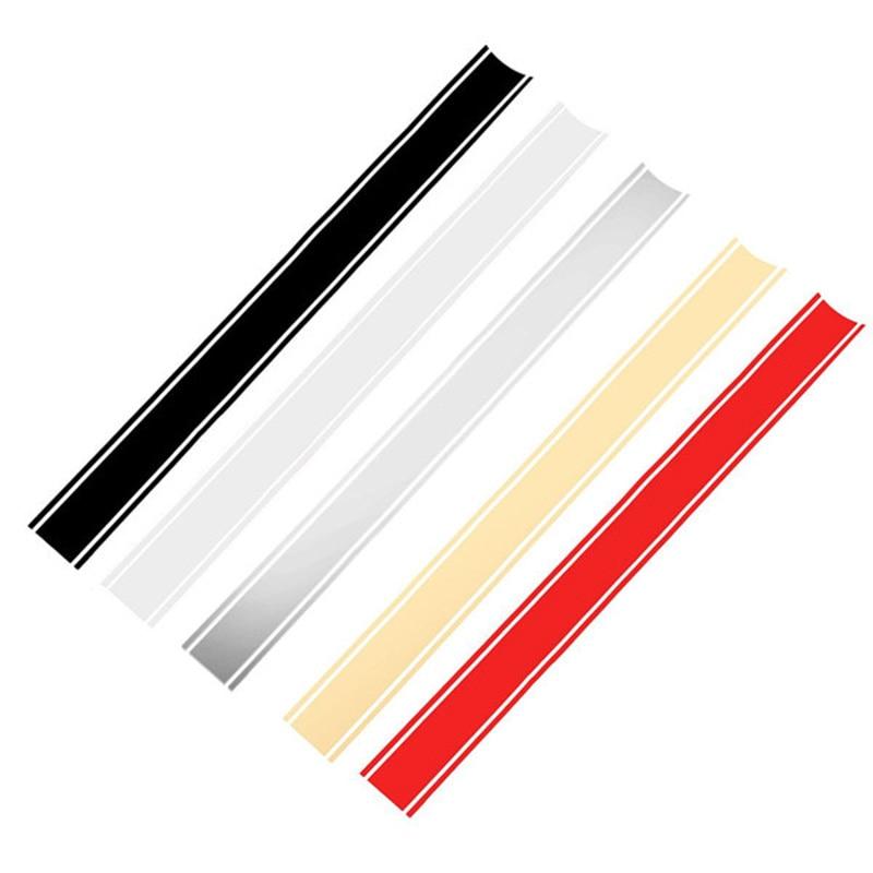 AliExpress - 50CMx4.5 cm Car sticker DIY Motorcycle Fuel Tank Sticker Racer Stripe Pinstripe Decal
