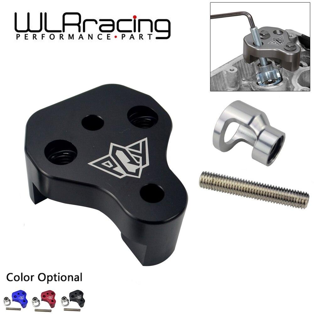 WLR Racing-Алюминий клапанная пружина компрессора инструмент для 02-14 Субару WRX & 04-18 STi с логотип pqy WLR-VSC03