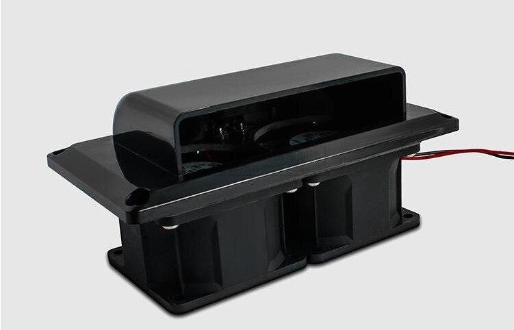RV vent fan Wohnmobil Palette dunstabzugs fan Seite montiert air outlet fan air Canravan dunst haube DC12V 25W
