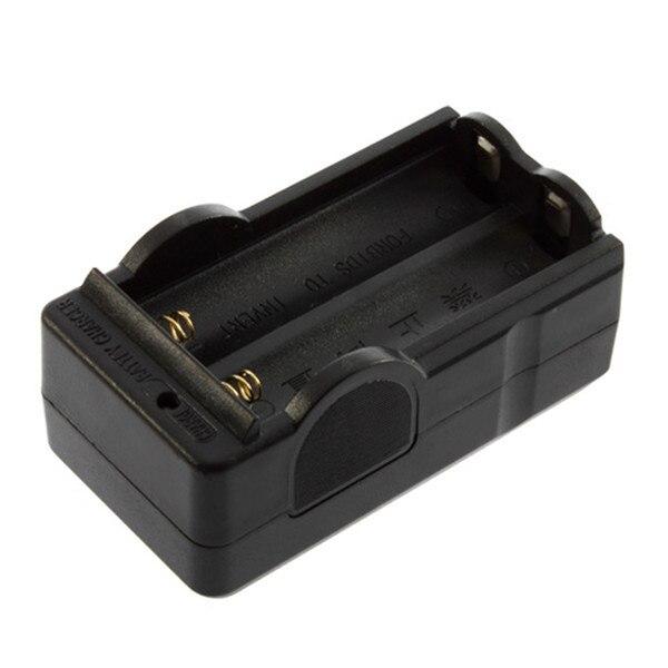 10 piezas gran oferta 18650 cargador de batería cargador de pared ee.uu. Para Cámara videocámara batería más reciente
