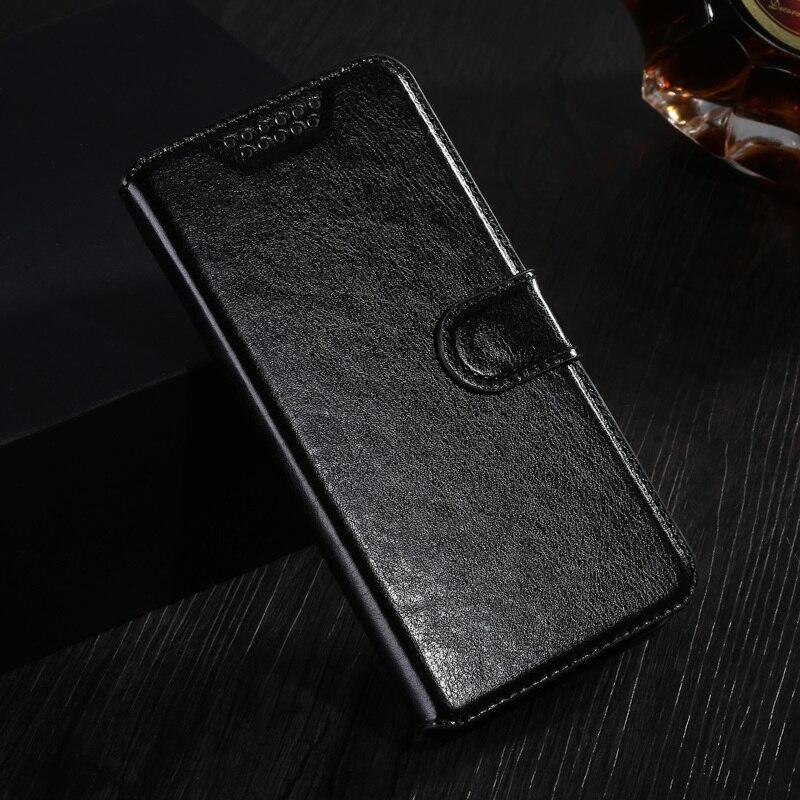 Funda de cuero tipo billetera para BQ Aquaris U2, funda de teléfono para BQ Aquaris U2 /U2 Lite, funda protectora de silicona con tapa estilo libro, funda con ranuras para tarjetas