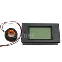 AC 100A LCD Digital Volt Watt Power Meter Ammeter Voltmeter 110V 220V New