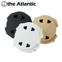 L1 Custom American Plug Adapter US Outlet White/Gold/Black Wall Electric Socket Power Socket 220 Modular DIY Free Combination