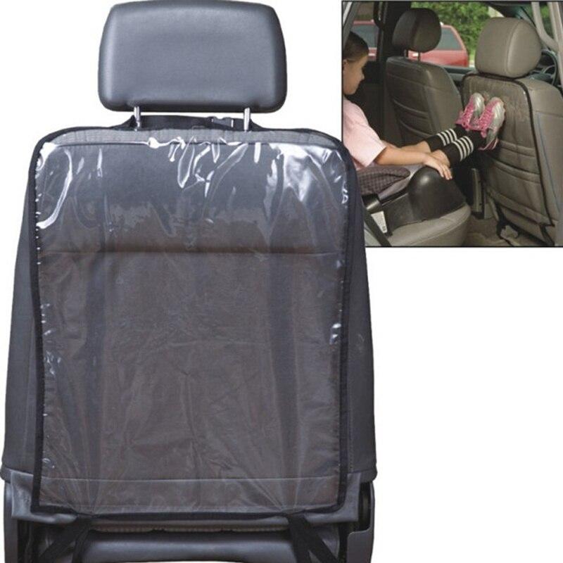 Carro de volta assento capa protetora para crianças kick esteira lama limpo assento do carro à prova danti água anti kick criança capas para crianças infantis
