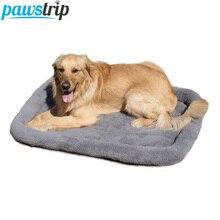 5 Size Pet Large Dog Bed Soft Fleece Warm Cat Beds Multifunction Puppy Cushion Mat Cama Para Cachorro