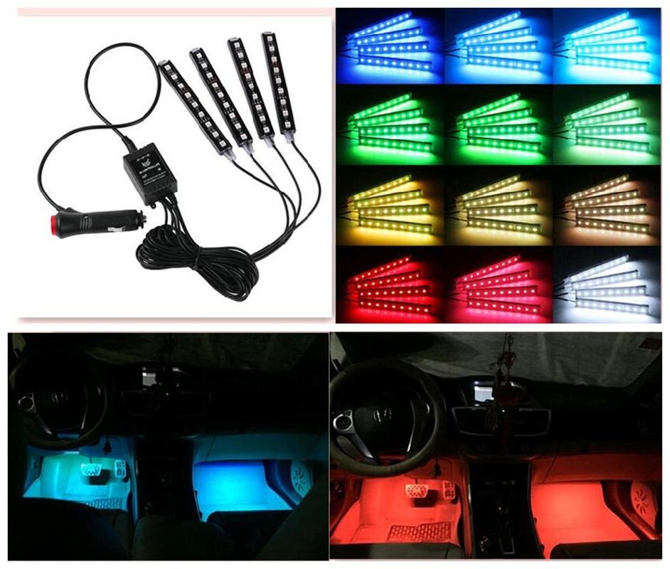 Car night LED beautiful lamps and lanterns for  FORD Fiesta Escort MONDEO Taurus EcoSport Kuga focus 2 3     Car- Accessories
