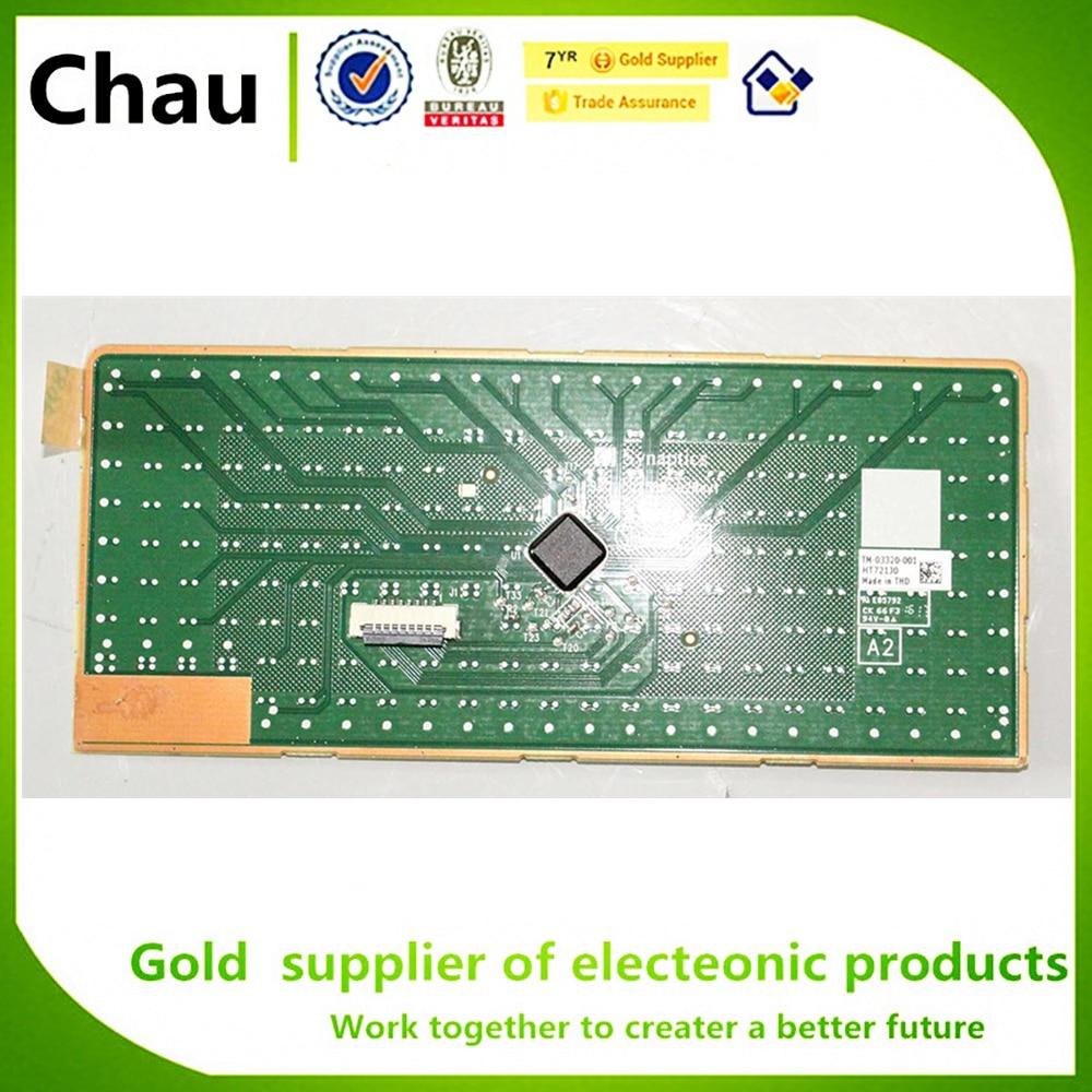 New For HP 15-BS015DX 15-BS 15T-BR 15Q-BU 15T-BS 15-BW 250 G6 255 TPN-C129 TPN-130 Touchpad TrackPad Clickpad Board