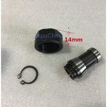Accessoires de routeur 12mm pince mandrin pour routeur électrique er12 routeur pince outil électrique accessoires pièces de routeur à bois