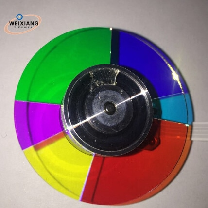 HD67 العارض عجلة الألوان ، 6 قطاعات 40 مللي متر (23.8GY19G011)