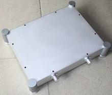 DIY amplifier case 430*92*340mm WA22 Full aluminum amplifier chassis / Tube amp / Pre-amplifier / AMP Enclosure / case / DIY box