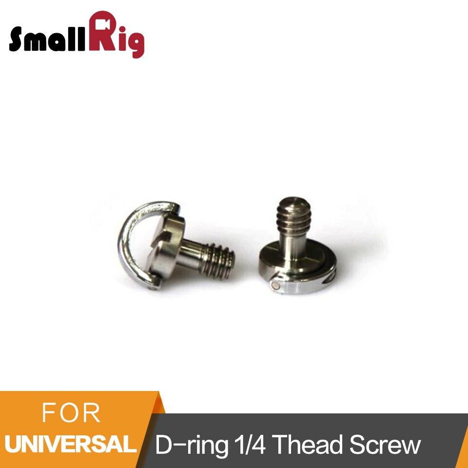 SmallRig D Welle d-ring 1/4 Zoll Thead Kameraschraube für Dslr Rig-838