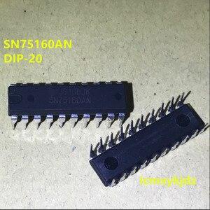5 шт./лот, SN75160AN SN75160 DIP-20, новый Oiginal продукт новый оригинальный Бесплатная доставка Быстрая доставка