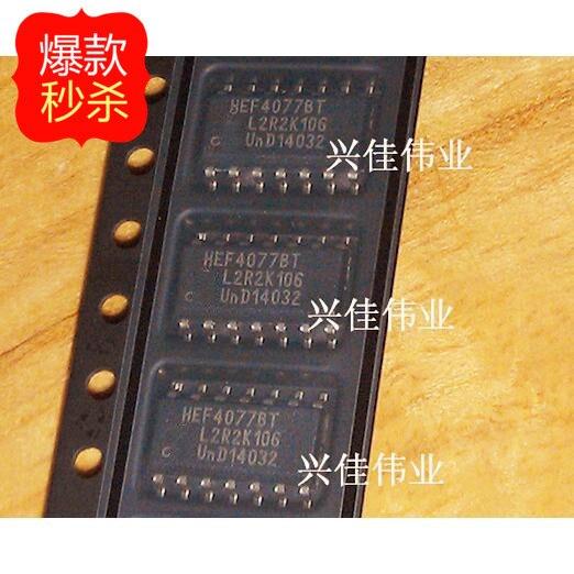 10 шт. CD4077BM HEF4077BT HCF4077BM SOP14 новый оригинальный инвертор ворота