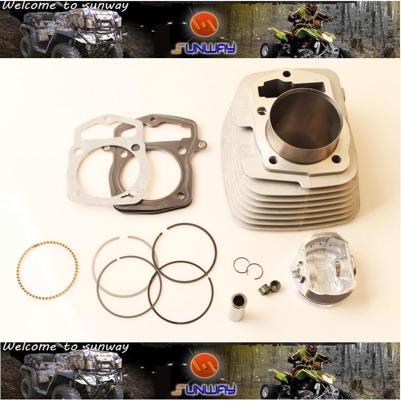 2014 Motorcycle Cylinder 65.5MM  14pcs/Set ,for LONCIN CB250