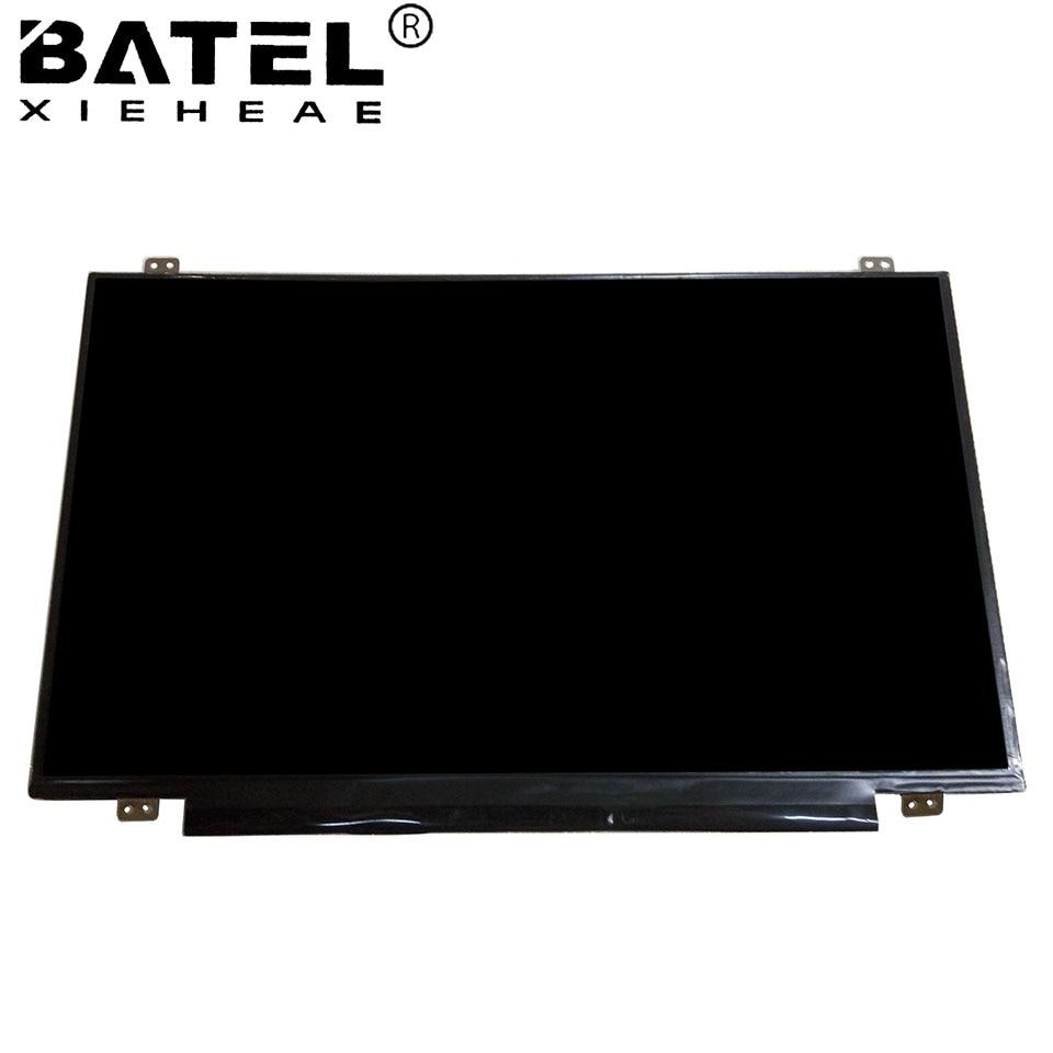15.6 matriz LCD LP156WHU-TPA1 LP156WHU TPA1 1366x768 HD Glare 30Pin Tela de Substituição