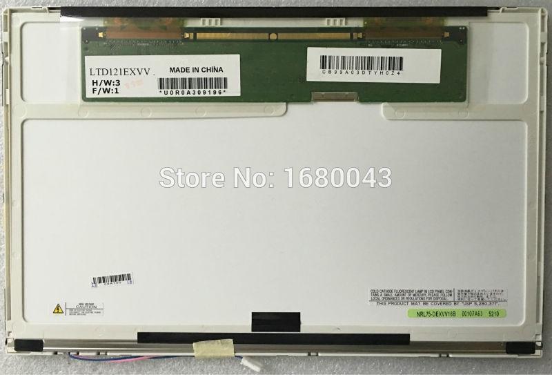 LTD121EXVV صالح LTN121AT02 LTN121W1-L03 B121EW03 V.0 N121I3-L01 LTN121AT01 LTD121EXEV 20PIN XJ محمول LCD شاشة