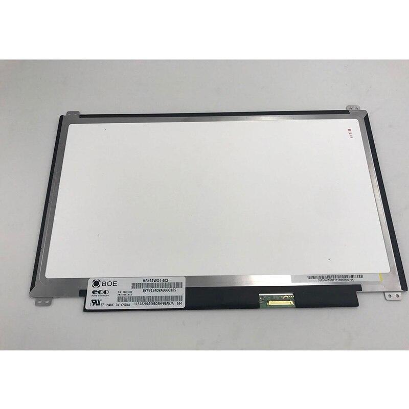 Para Lenovo U330P 13,3 inchLCD HB133WX1-402 capacitiva pantalla táctil de reemplazo