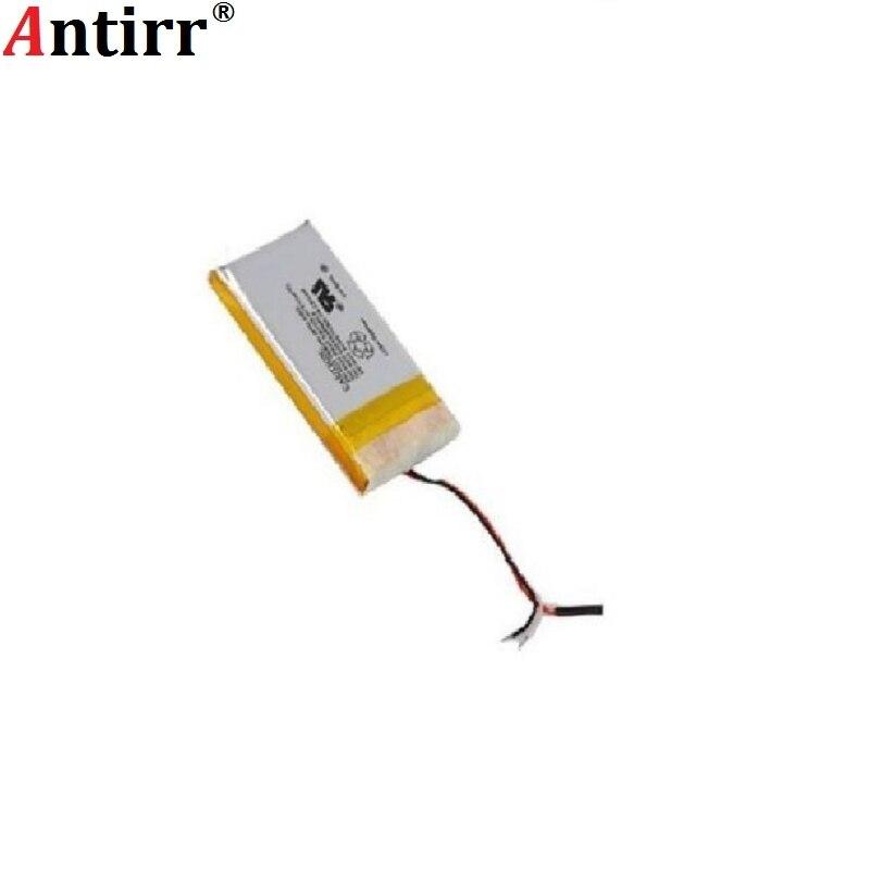 Antirr pour Nano Nano1 Batterie pour iPod Nano 1 1st Gen MP3 1 GB 2 GB 4 GB Batterie Bateria Batteriej avec outils gratuits