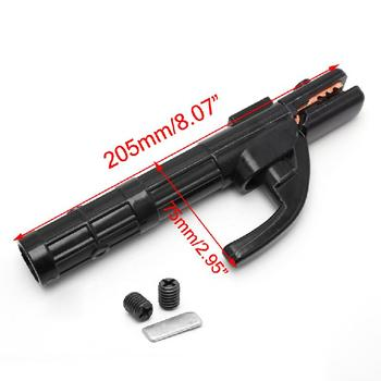 Welding Electrode Holder300A Mini Brass Welding Rod Electrode Holder Stinger