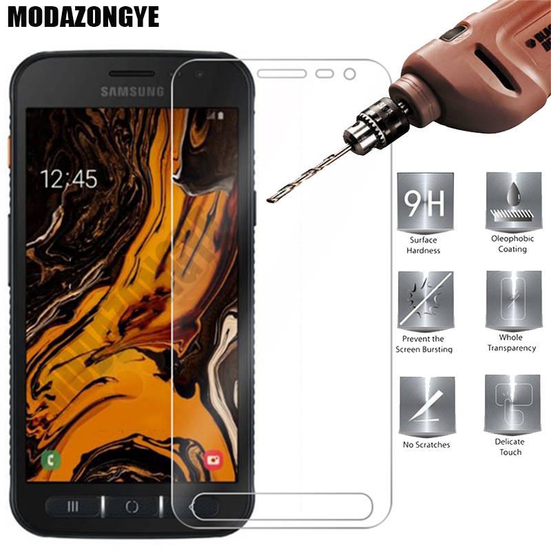 2 uds Protector de pantalla para Samsung Galaxy Xcover 4S vidrio templado Samsung Xcover 4S SM-G398FN SM-G398FN/DS película protectora