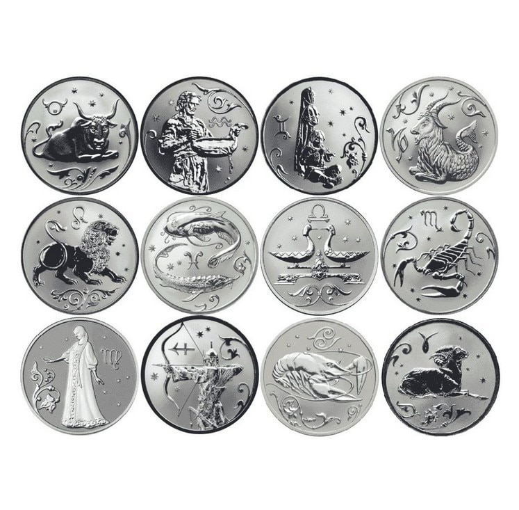Cabo Verde 7 unids/set UNC moneda original no distribuir exquisito dos-color monedas