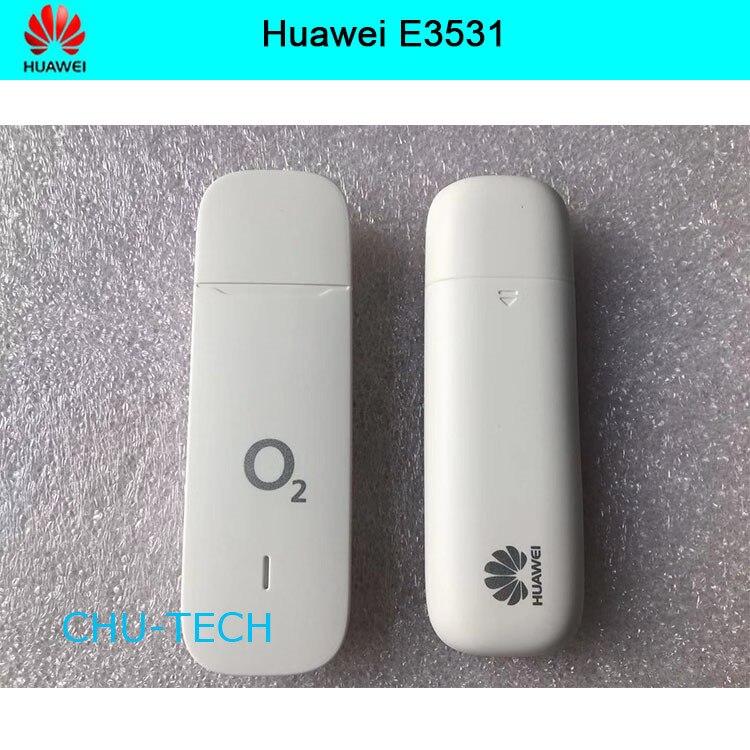 Desbloqueado Huawei E3531 USB Dongle de Banda Larga Móvel