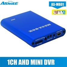 Mini enregistreur DVR AHD 720P Super HD   Avec système de kamepa ahd dôme 1.3 mp