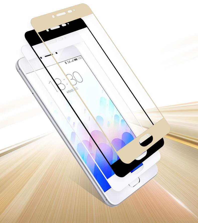 VSKEY 100 قطعة 2.5D كامل غطاء الزجاج المقسى ل Xiaomi مي 6 8 5s زائد 5C 5X 6X A1 A2 شاشة حامي حافة الغراء واقية فيلم