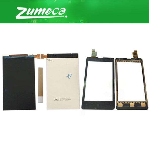 Pantalla LCD de alta calidad para Nokia Lumia 435 532 N435 N532...