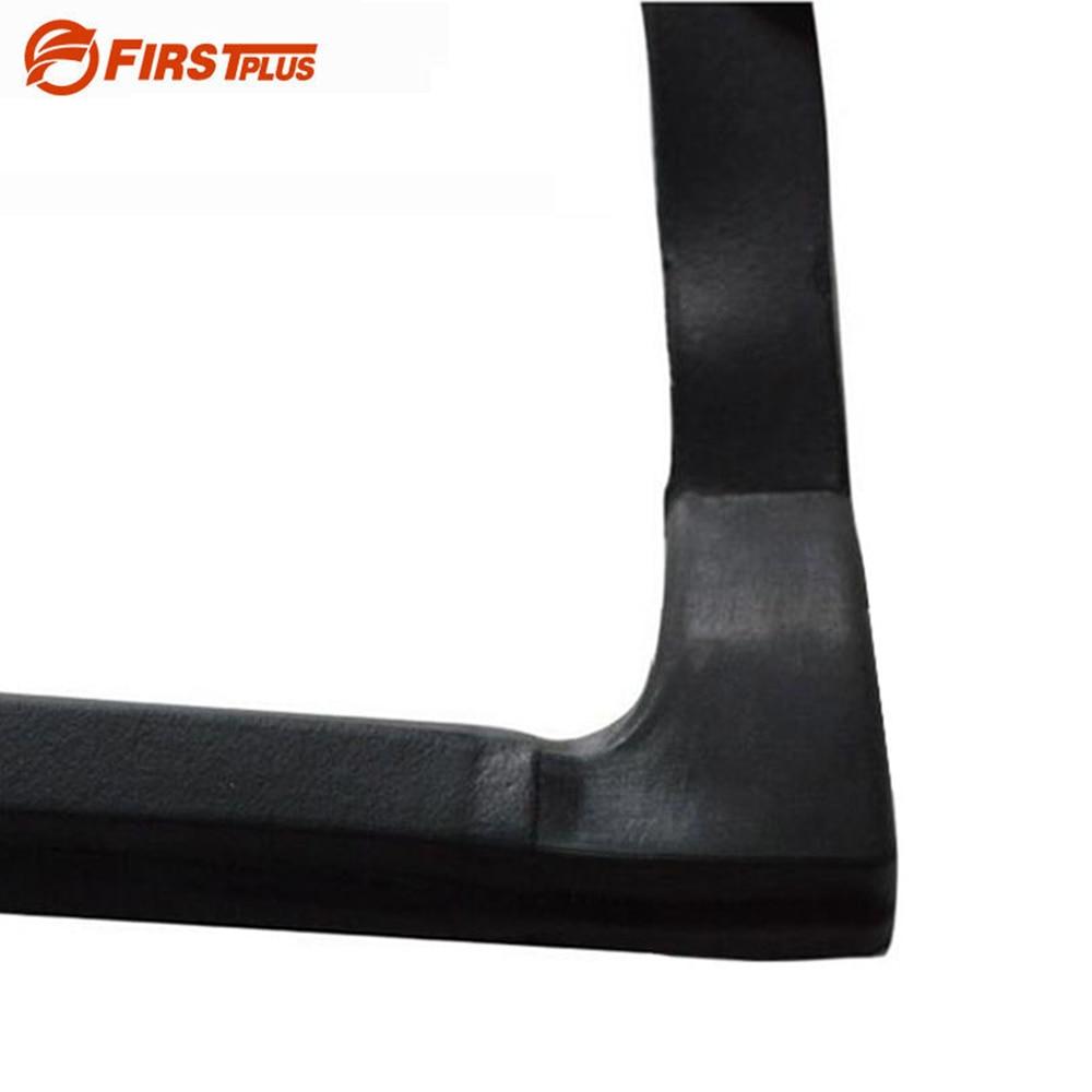 1 пара обновление автомобиля бесшовные интегрированные передние и задние дверные уплотняющие полоски отделка герметичные молдинги звукоизоляционные пылезащитные