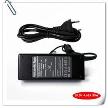 Adapter AC ładowarka do HP PA-1900-34HE ADP-90WH D HSTNN-LA13 HSTNN-CA13 HSTNN-DA13 19.5 V 4.62A 4.5mm * 3.0mm moc kabel zasilający