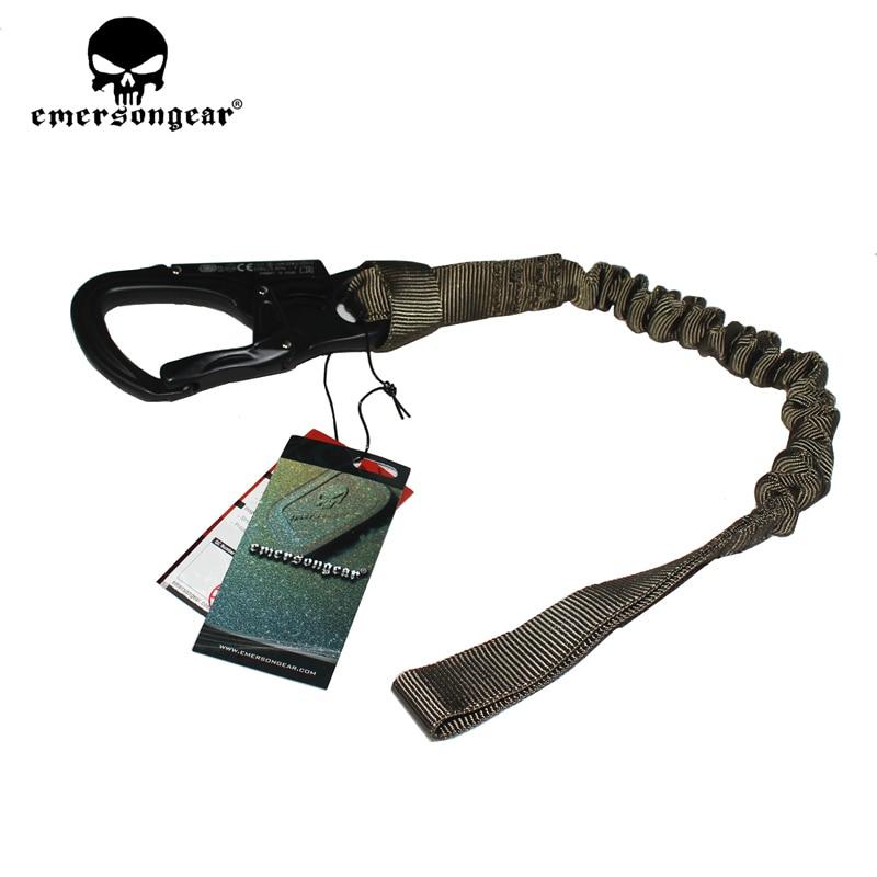 Emersongear Yates Navy FG SEAL Save Sling Airsoft gear Военная Боевая Экипировка для пейнтбола EM8891 Black Coyote Brown
