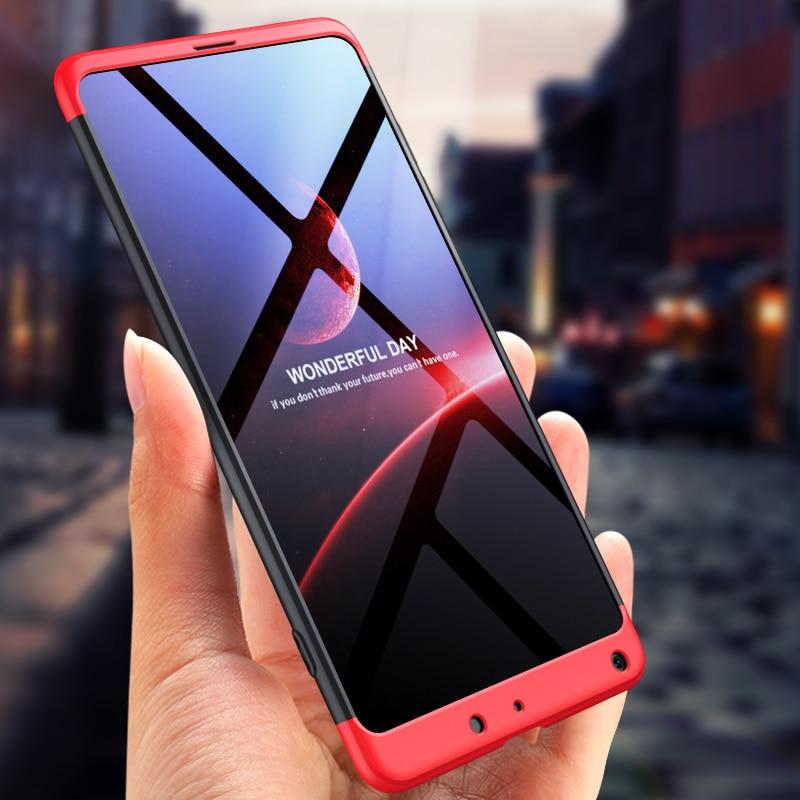 For Xiaomi MiMIX 2S Case Funda Xiaomi Mi Mix 2S Case 3 IN 1 360 Protect Shockproof for Xiaomi Mi Mix 2 Cover MIX2 Mix2s MiMIX2S