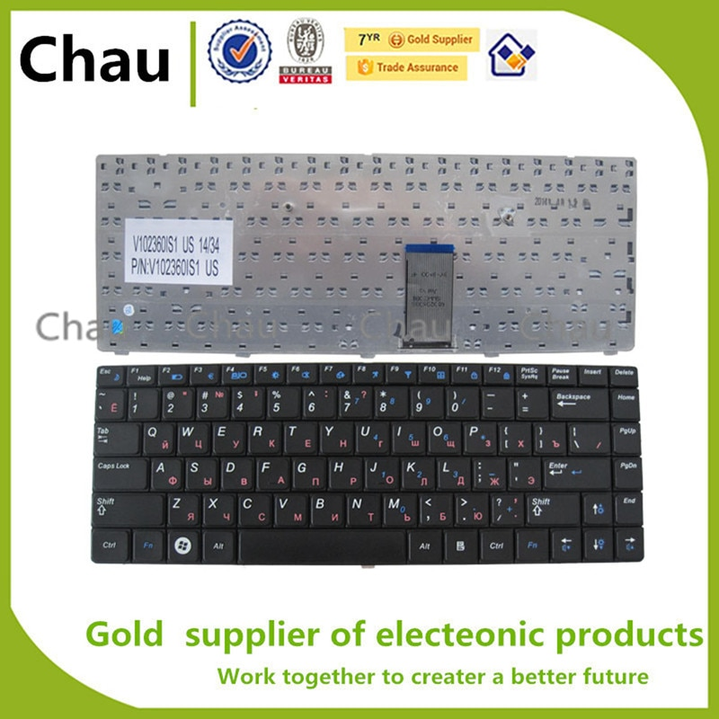 Nuevo para Samsung R463 R465 R467 R468 R470 RV408 RV410 R425 R428 R429 R430 R439 R440 R420 P428 P430 R418 teclado portátil RU