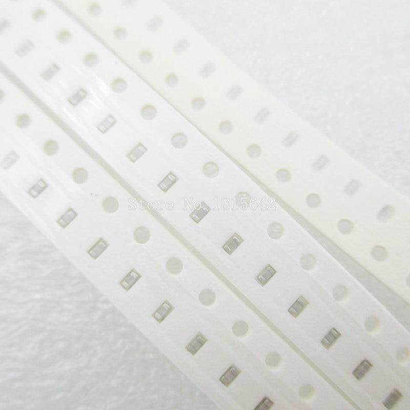 Condensador de cerámica multicapa 300 unids/lote 33NF Error 10% 50 V 333 33nf 0603 SMD