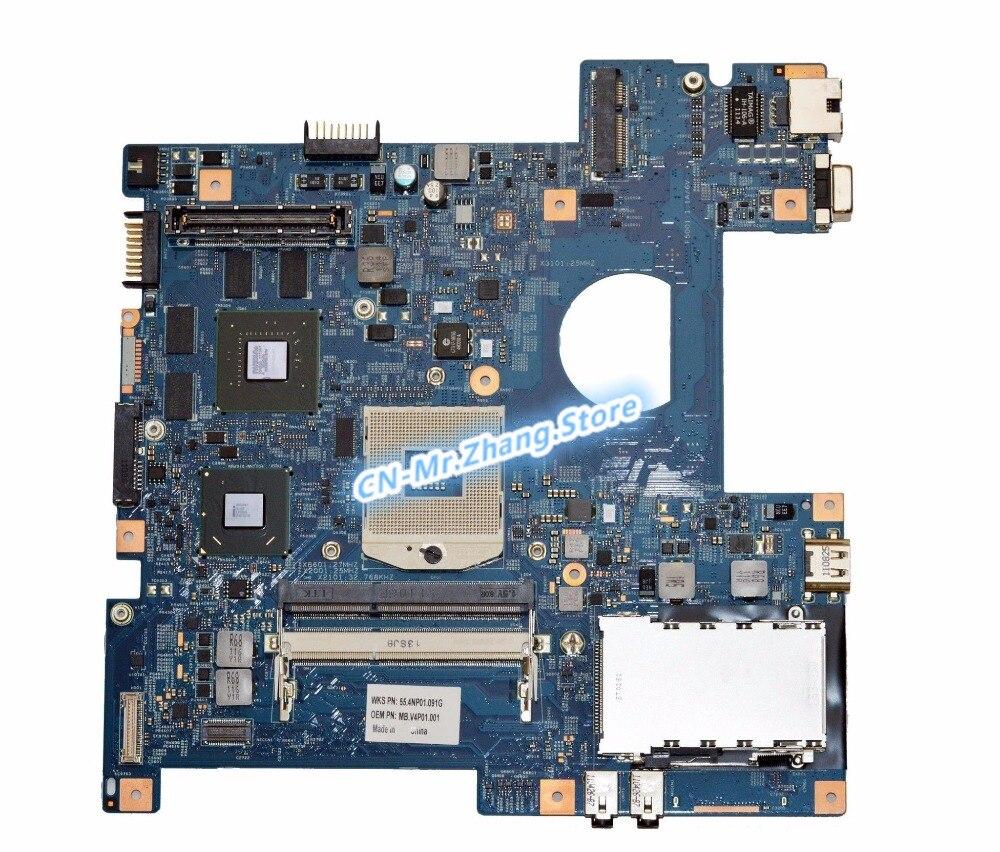 SHELI-اللوحة الأم للكمبيوتر المحمول Acer Aspire 8473 8473T, MBV4P01001 MB.V4P01.001 DDR3