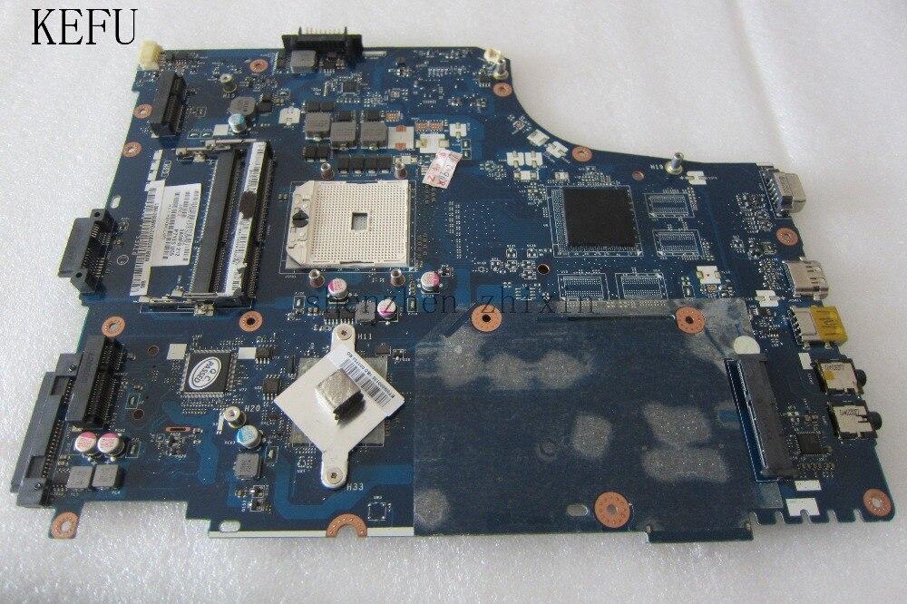 Материнская плата KEFU для acer aspire 7560 7560G, материнская плата для ноутбука MBBUX02001, материнская плата DDR3 STOCKET FS1, встроенная, полностью протестирована