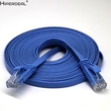 Hiperdeal 20M RJ45 CAT6 Ethernet Netwerk Lan Kabel Flat Utp Patch Router Interessante Lot